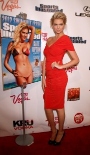 Kate Upton 2012 SI Issue Launch Party 28