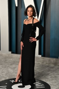 Michelle Rodriguez 2020 Vanity Fair Oscar Party 04