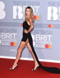 Abbey Clancy BRIT Awards 2020 04