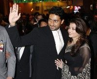 Aishwarya Rai at International Indian Film Academy Awards In Bangkok 08