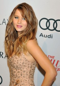 Jennifer Lawrence Hollywood Reporter Nominees Night 2013 25