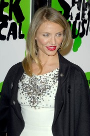 Cameron Diaz Shrek The Musical Broadway Opening Night 13