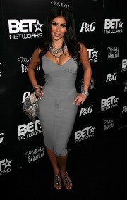 Kim Kardashian 1st Annual Pre BET Awards Party 09