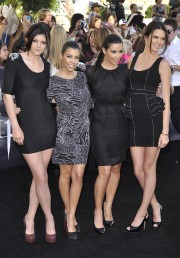 Kim Kardashian Premiere Of The Twilight Saga Eclipse 22