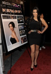 Kim Kardashian Website Relaunch Celebration 14